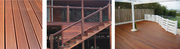 Construct High Quality Decking With ABBEY TIMBER