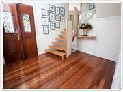 timber floor sanding & polishing shellharbour