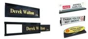 Desk & Door Name Plates,  Office Sings Online Name Plates International