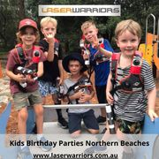Kids Birthday Parties Northern Beaches