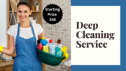 Is your house overdue for a deep cleaning service?