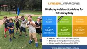 Have Fun At Awesome Birthday At Awesome Venue In Sydney