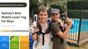 Sydney's Best Mobile Laser Tag