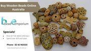 Buy Wooden Beads Online In Australia
