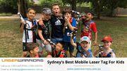 Sydney Mobile Laser Tag For Kids