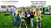 Best Laser Tag Party Location In Sydney