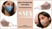 Wear The Best Silk Face Mask - www.silkmasksaustralia.com