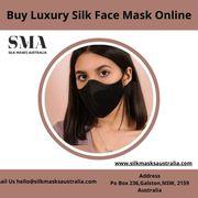 Buy Luxury Silk Face Mask Online - www.silkmasksaustralia.com