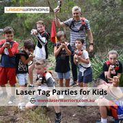 Laser Tag Parties for Kids - www.laserwarriors.com.au
